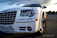 Фото 04 — Аренда лимузина Chrysler 300C в Казани