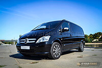 Фото 02 — Аренда минивэна Mercedes-Benz Viano в Казани